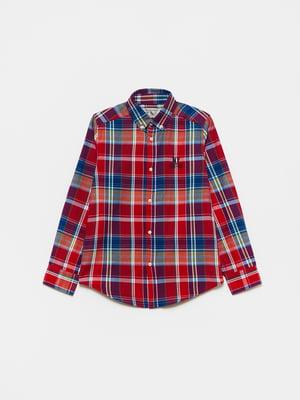 Рубашка клетчатая | 5635464