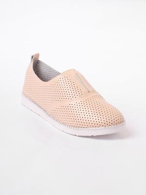 Туфлі бежеві | 5628824