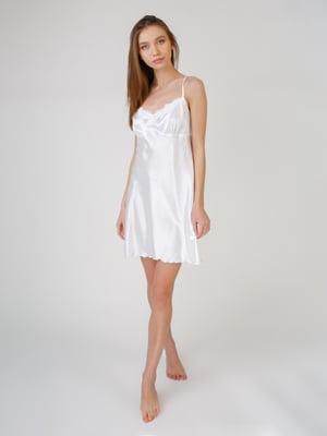 Рубашка ночная молочного цвета | 5546474