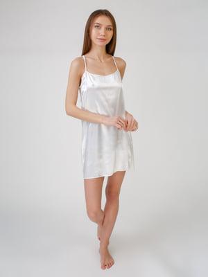 Рубашка ночная молочного цвета   5631512