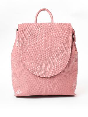 Рюкзак розовый | 5635716