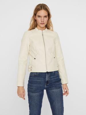 Куртка молочного цвета | 5635592