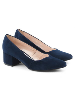 Туфлі темно-сині | 5635922