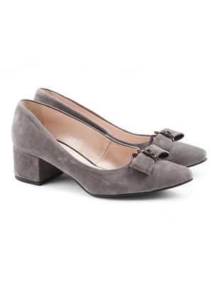 Туфли серые | 5635924