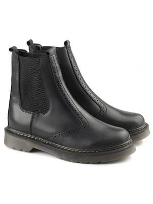 Ботинки черные | 5635935
