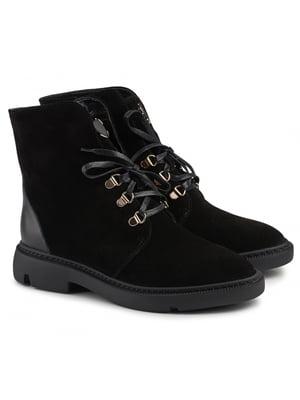 Ботинки черные   5635943