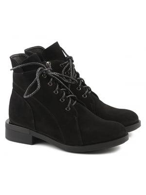Ботинки черные   5635949