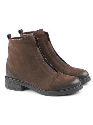 Ботинки коричневые | 5635958