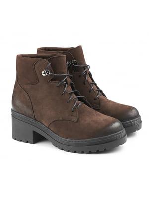 Ботинки коричневые | 5635960
