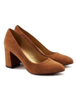 Туфли орехового цвета | 5635955