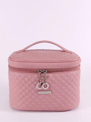 Косметичка розовая | 5636624
