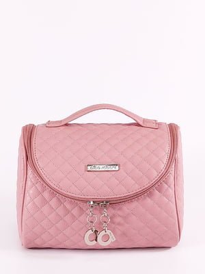 Косметичка розовая | 5636629