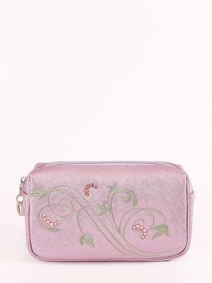 Косметичка розовая | 5636644