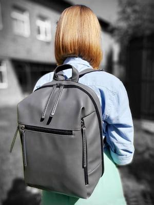 Рюкзак серый | 5636658