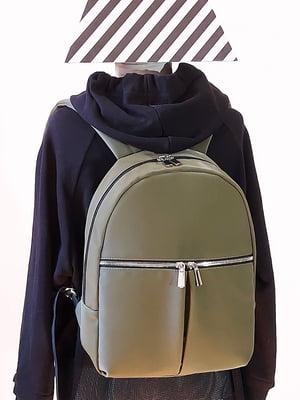 Рюкзак цвета хаки | 5636666