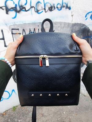 Рюкзак чорний | 5636685
