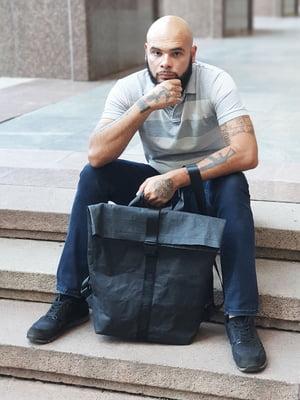 Рюкзак черный | 5636695