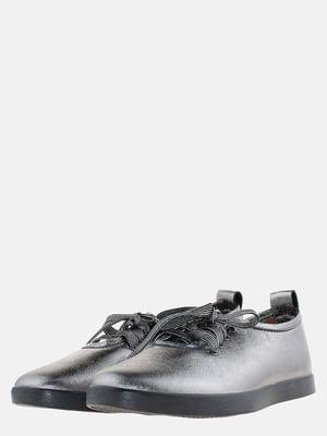 Кеди сріблястого кольору | 5619017