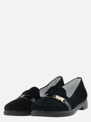 Лоферы черные | 5633209