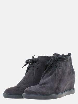 Ботинки графитового цвета | 5633215