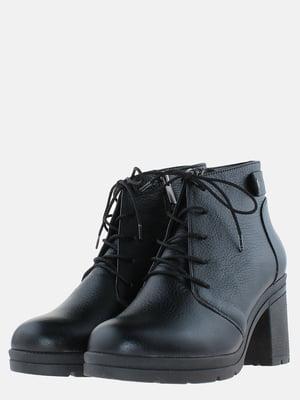 Ботильоны черные | 5633220