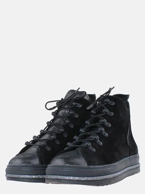 Ботинки черные | 5633229