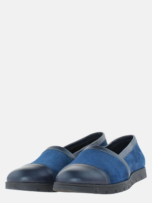 Мокасини сині | 5633239