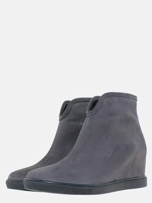 Ботинки серые | 5635771