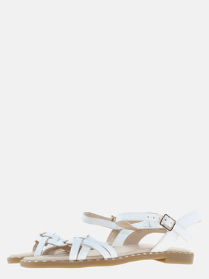 Сандалии белые | 5639245