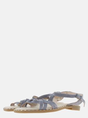 Сандалии серые | 5639246