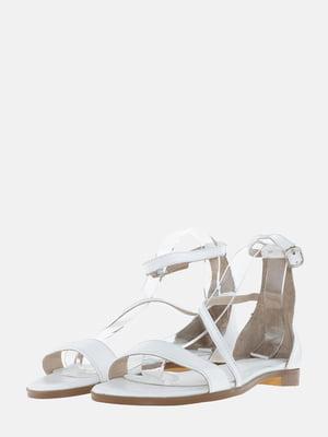 Сандалии белые | 5639251