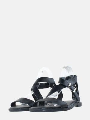 Сандалии черные | 5639265