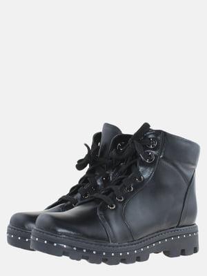 Ботинки черные | 5639294