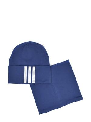 Комплект: шапка и бафф | 5639381