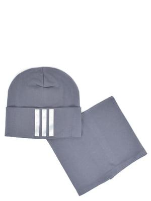 Комплект: шапка и бафф | 5639382