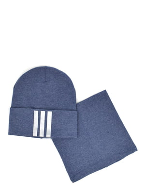 Комплект: шапка и бафф | 5639383