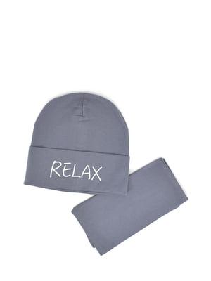 Комплект: шапка и бафф | 5639400