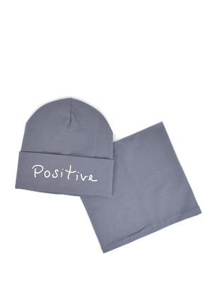 Комплект: шапка и бафф | 5639402