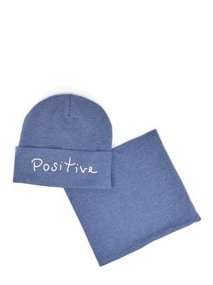 Комплект: шапка и бафф | 5639403