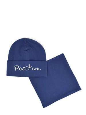 Комплект: шапка и бафф | 5639407