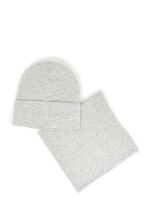 Комплект: шапка и бафф | 5639408