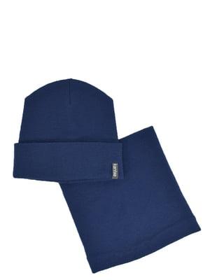 Комплект: шапка и бафф | 5639438
