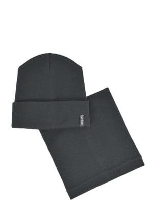 Комплект: шапка и бафф | 5639439