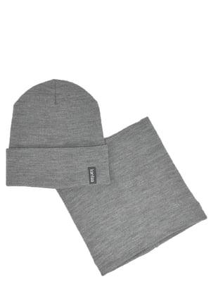Комплект: шапка и бафф | 5639440