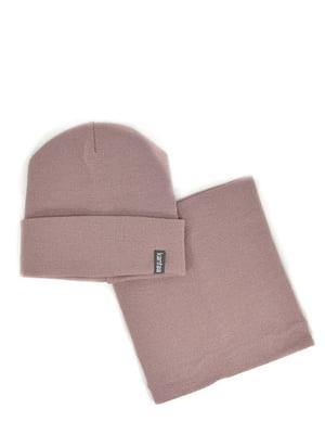 Комплект: шапка и бафф | 5639442