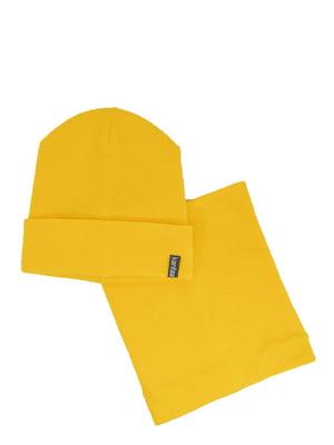 Комплект: шапка и бафф | 5639443