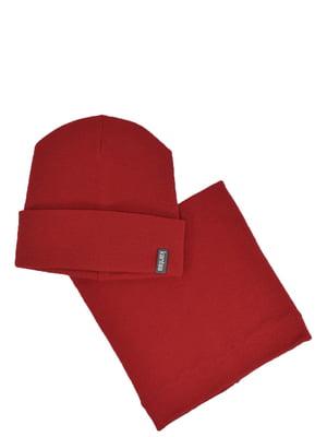 Комплект: шапка и бафф | 5639445
