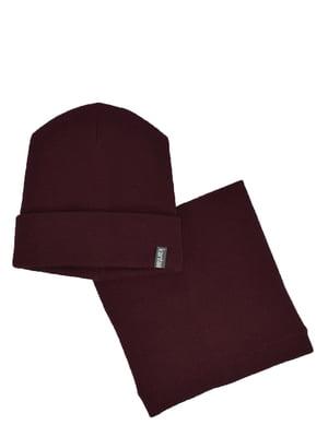 Комплект: шапка и бафф | 5639447