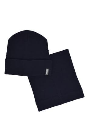 Комплект: шапка и бафф | 5639448