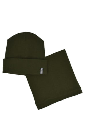 Комплект: шапка и бафф | 5639449